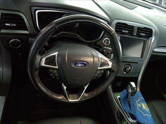Ford Fusion 2.0 Titanium Fwd 16v - Foto 7