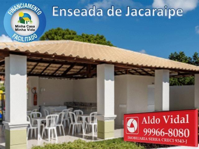 ARV34- Apê Novo em Jacaraipe, 2 quartos com suíte e varanda - Foto 14