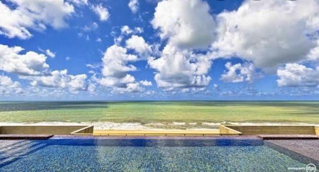 Excelente apartamento na beira mar de Piedade, 2 quartos - Foto 15