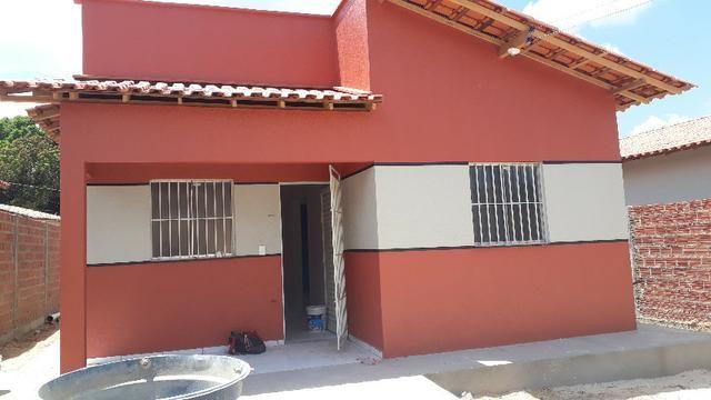 Casas novas financiadas em Altos - Foto 2