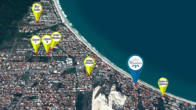YF- Apartamento frente mar! 01 dormitório! Ingleses/Florianópolis! - Foto 7