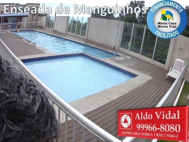 ARV40- Apartamento 2Q com suíte Varanda Piscina Club Completo - Foto 15