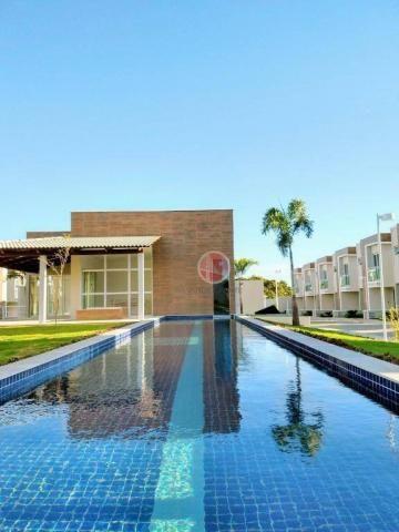 Casa à venda, 95 m² por R$ 350.000,00 - Eusébio - Eusébio/CE - Foto 8