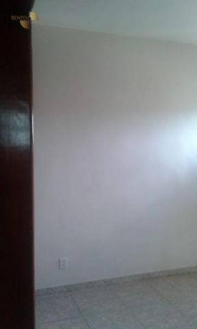 Apartamento com 2 dormitórios à venda, 60 m² por R$ 139 - Jardim Alvorada - Cuiabá/MT - Foto 17