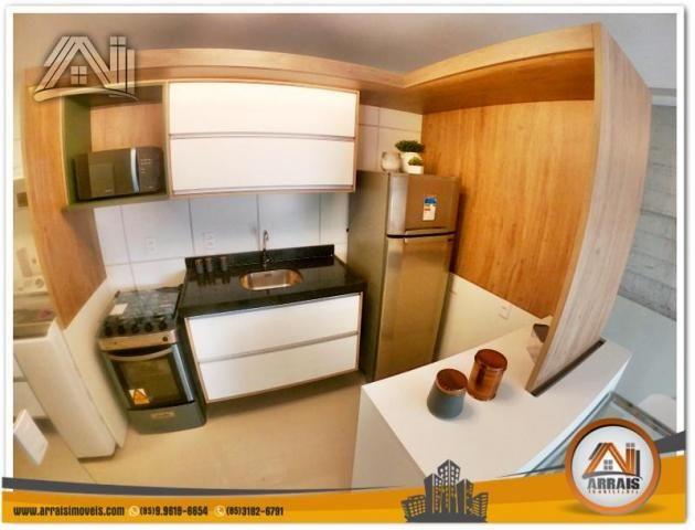 Apartamento com 2 Quartos mais Suite Master à venda no Bairro Benfica - AQUARELA CONDOMÍNI - Foto 15