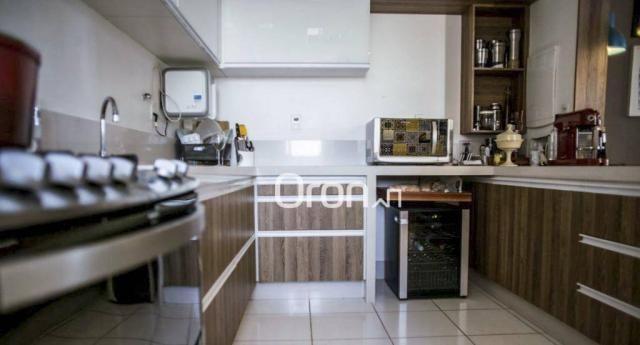 Cobertura com 3 dormitórios à venda, 170 m² por R$ 890.000,00 - Jardim Goiás - Goiânia/GO - Foto 14