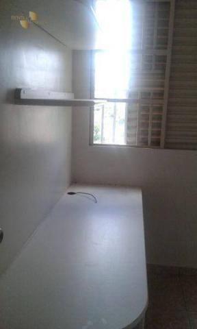 Apartamento com 2 dormitórios à venda, 60 m² por R$ 139 - Jardim Alvorada - Cuiabá/MT - Foto 15