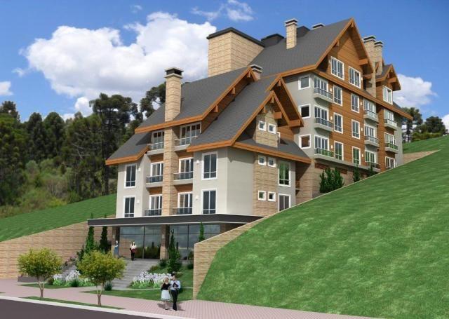 Apartamento à venda, 86 m² por R$ 1.130.357,25 - Centro - Gramado/RS - Foto 2