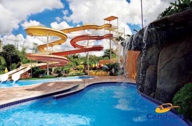 Alugo Flat no Golden Dolphin Grand Hotel em Caldas Novas - Foto 4