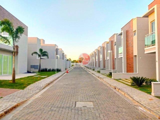 Casa à venda, 95 m² por R$ 350.000,00 - Eusébio - Eusébio/CE - Foto 2