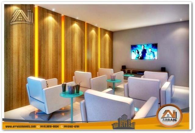 Apartamento com 2 Quartos mais Suite Master à venda no Bairro Benfica - AQUARELA CONDOMÍNI - Foto 18