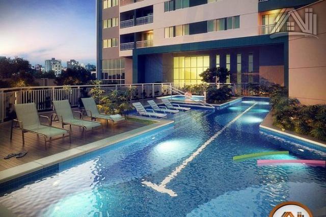 Apartamento no Benfica, Aquarela condomínio club - Foto 2