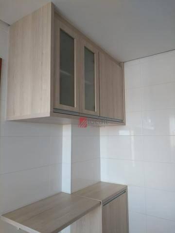 Apartamento com 3 dormitórios para alugar, 70 m² por R$ 1.600/mês - Boa Vista - São José d - Foto 10
