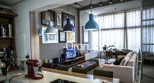 Cobertura com 3 dormitórios à venda, 170 m² por R$ 890.000,00 - Jardim Goiás - Goiânia/GO - Foto 10