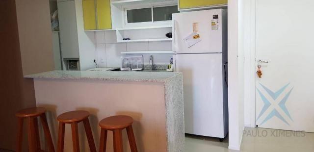 Apartamento Solarium, com 3 dormitórios à venda, 87 m² por R$ 450.000 - Porto das Dunas -  - Foto 6