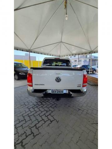 Volkswagen Amarok CD 4X4 HIGHLINE  27.000km  - Foto 4
