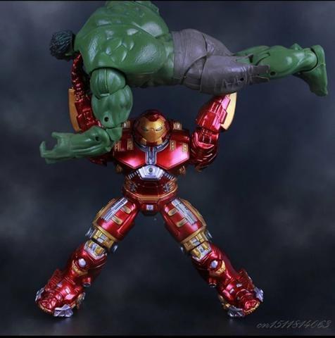 Homem de Ferro com Armadura Anti Hulk - Foto 5