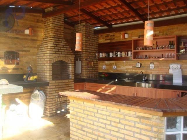 Casa à venda, 392 m² por R$ 960.000,00 - Engenheiro Luciano Cavalcante - Fortaleza/CE - Foto 4