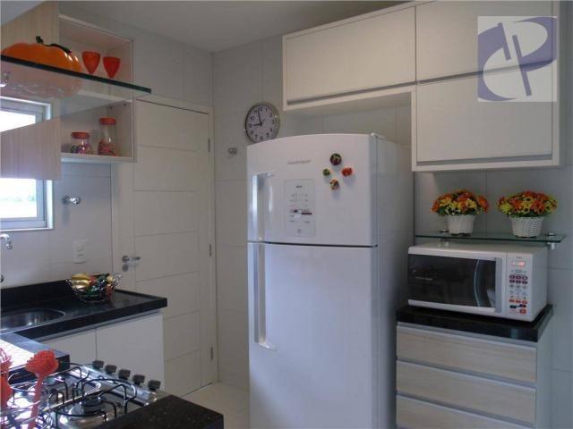 Casa residencial à venda, Guaribas, Eusébio - CA0501. - Foto 13