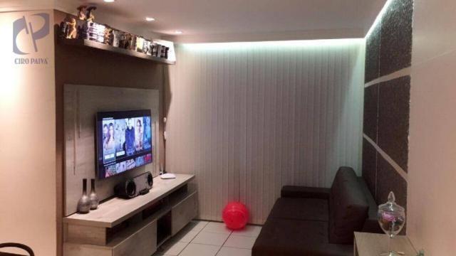 Apartamento à venda, 49 m² por R$ 150.000,00 - Messejana - Fortaleza/CE - Foto 5