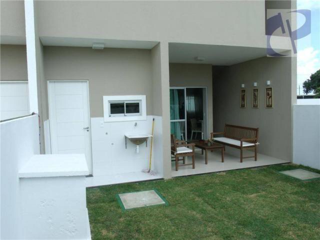 Casa residencial à venda, Guaribas, Eusébio - CA0501. - Foto 9
