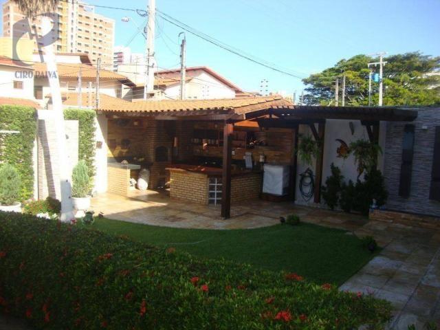 Casa à venda, 392 m² por R$ 960.000,00 - Engenheiro Luciano Cavalcante - Fortaleza/CE - Foto 2