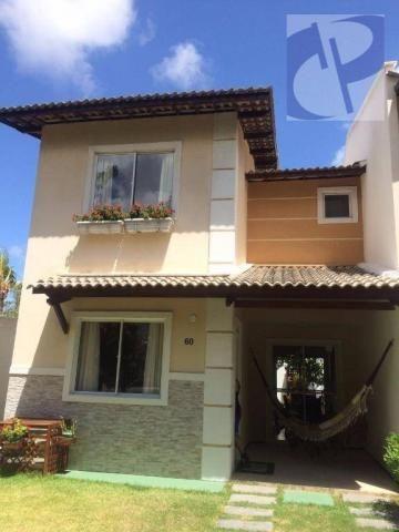 Casa residencial em Condomínio à venda, Divineia, Aquiraz.