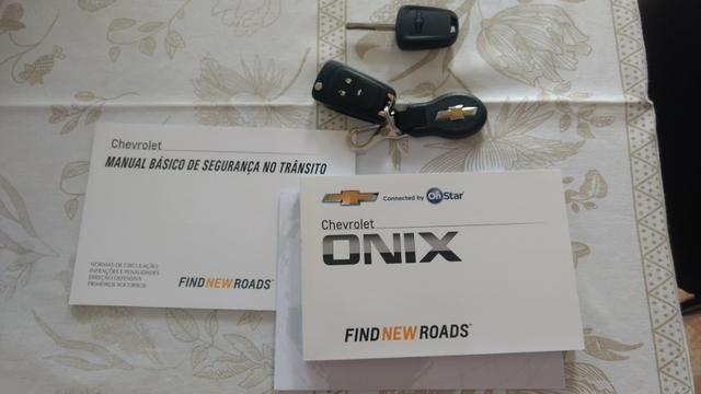 Onix 2018 1.4 LTZ Automático c/15Mil KM Apenas! Atibaia- SP - Foto 8