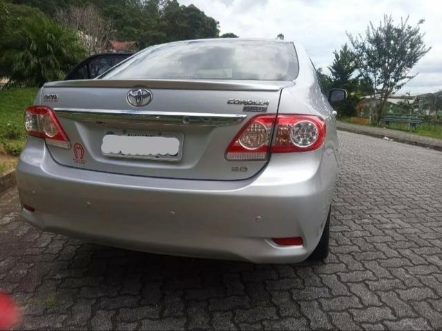 Toyota Corolla 2.0 16v Altis Flex Aut. 4p - Foto 4