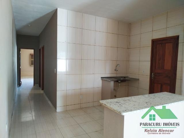 Oportunidade! Casa nova em Paracuru no bairro Alagadiço - Foto 5