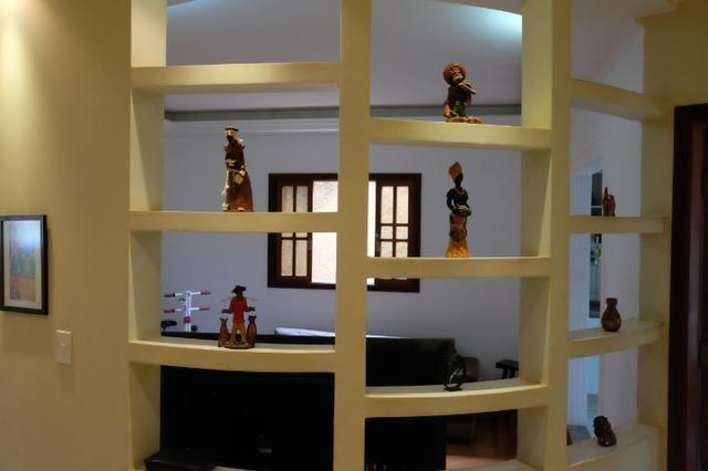 Linda! Excelente localização em Vicente pires, 03 quartos, churrasqueira - Foto 3