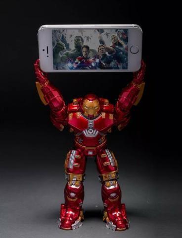 Homem de Ferro com Armadura Anti Hulk - Foto 6