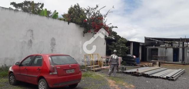 SÃO SEBASTIÃO DO PASSÉ, Centro! Galpão com 1.400m² com área edificada coberta. R$3.200,00. - Foto 6