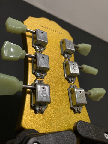 Guitarra epiphone SG custom Shop - Foto 5