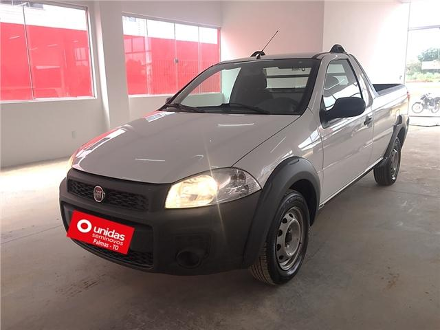 Fiat Strada 1.4 mpi hard working cs 8v flex 2p manual - Foto 2