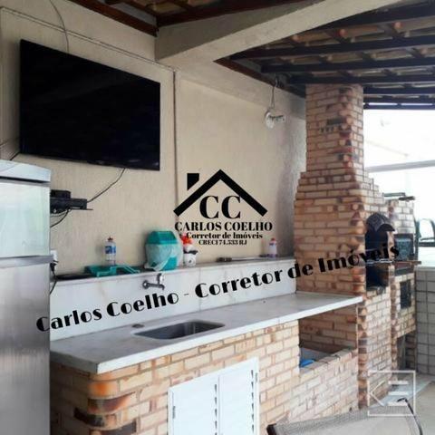 G90 cód 56 Espetacular Apto no Residencial Barão de Tefé em Caxias - Foto 11