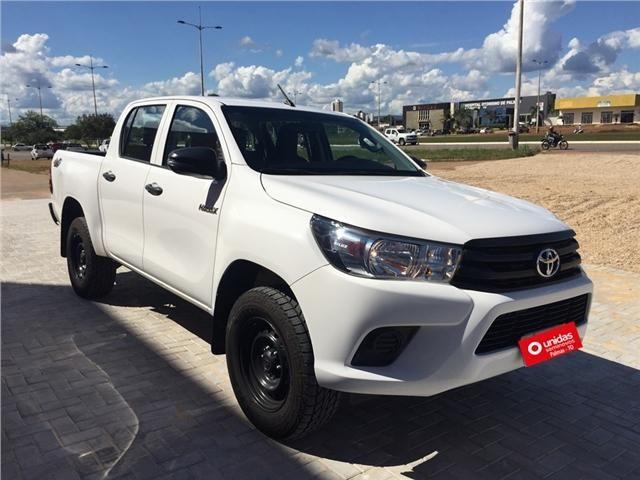 Toyota Hilux 2.8 std 4x4 cd 16v diesel 4p manual - Foto 3