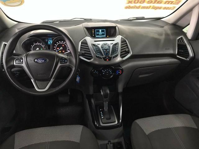 Ford Ecosport 1.6 SE flex, automática! - Foto 5