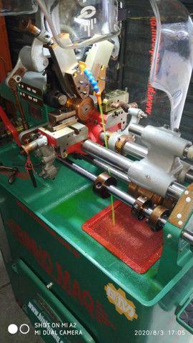 Torno Automático Traub A25 Completo Com Alimentador de Barras - Foto 3