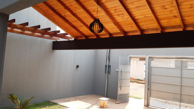 Linda Casa Jardim Aero Rancho - Foto 13