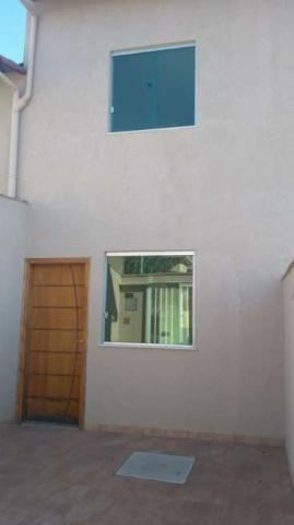 Casa Geminada à venda, 2 quartos, 1 vaga, Jaqueline - Belo Horizonte/MG - Foto 4