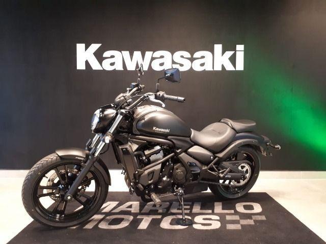 Kawasaki Vulcan S 650 ABS 0km 2020 - 2 Anos de Garantia! - Foto 4