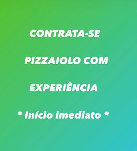 Vaga de Pizzaiolo com Experiência - Vila Izabel