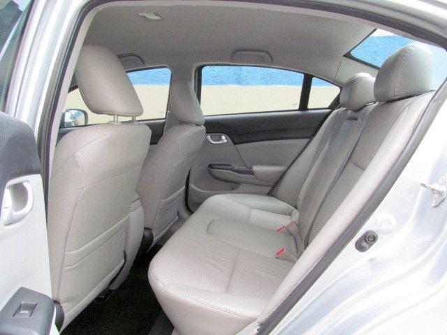 Honda Civic Lxr Automático Blindado - Foto 10