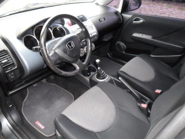 Honda fit ex 1.5 excelente estado - Foto 9