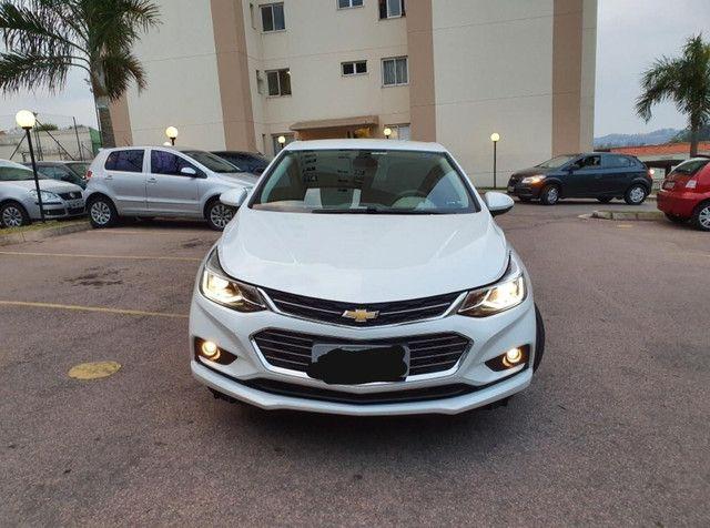 Chevrolet Cruze 1.4 Ltz turbo aut