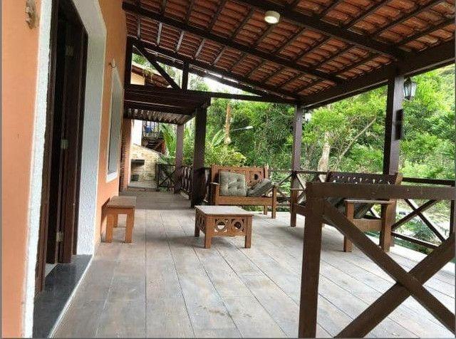 Casa em Guaramiranga para vender, 6 quartos, 6 vagas de garagem mobiliada - Foto 18