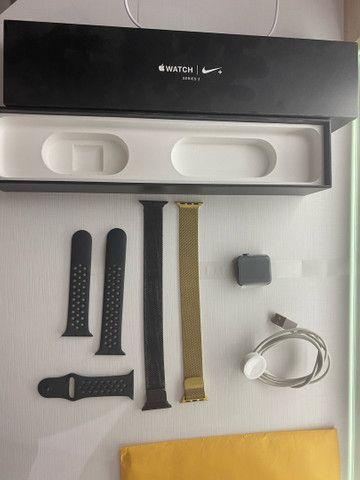 Relógio 38mm Watch série3 modelo nike - Foto 5