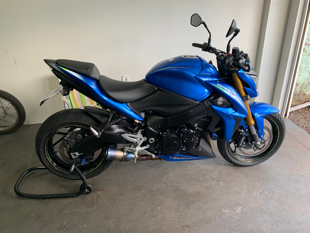 Suzuki Gsx s 1000 - Foto 2