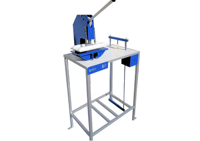 Maquina de fabricar chinelo Manual Completa - Shopbs.com.br
